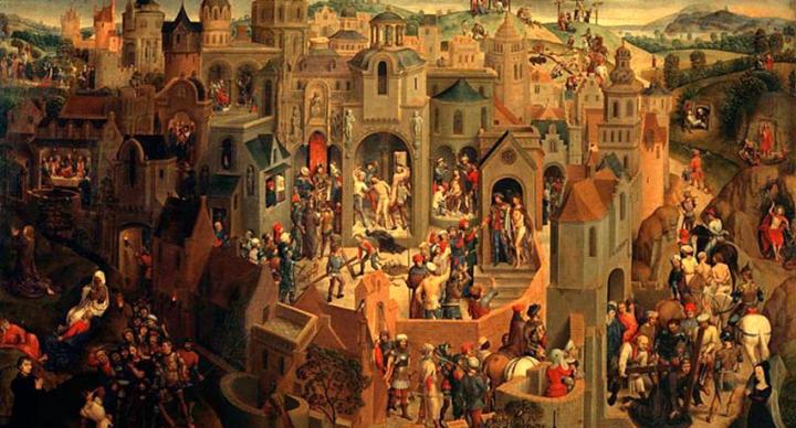 Territorio e Popolazione del Mezzogiorno Medievale