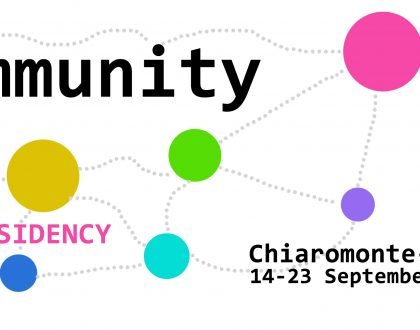 Community. Residency for Artists and Anthropologists